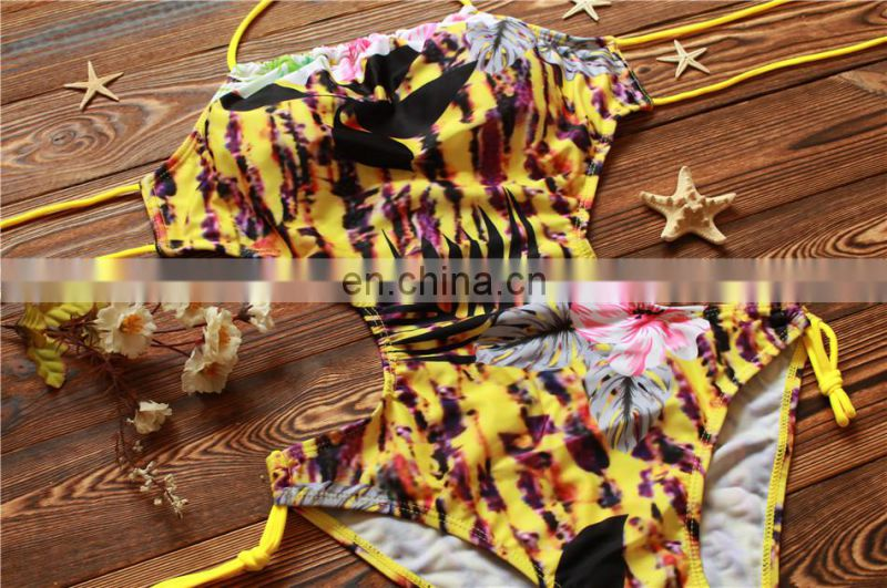 Wholesale one piece bikini swimwear