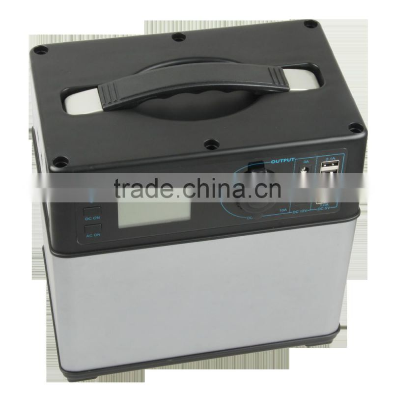 Home Use 400wh Ups Mini Portable Solar Generator For Marine