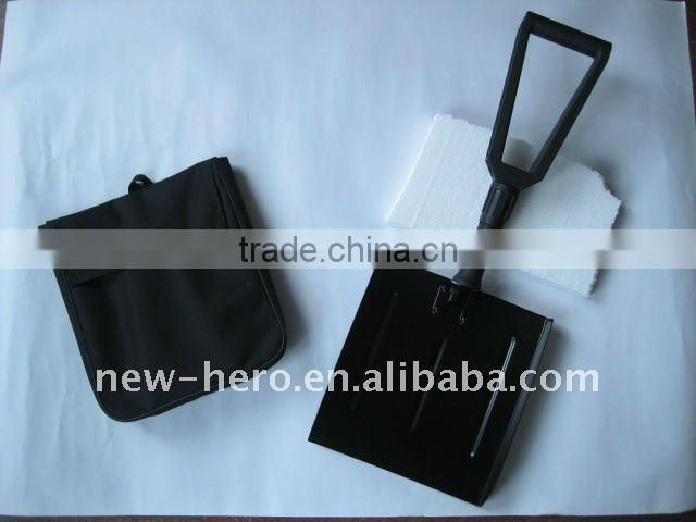 FOLDING SNOW SHOVEL / AUTO TOOL