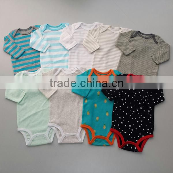 organic cotton newborn romper carter's baby clothing