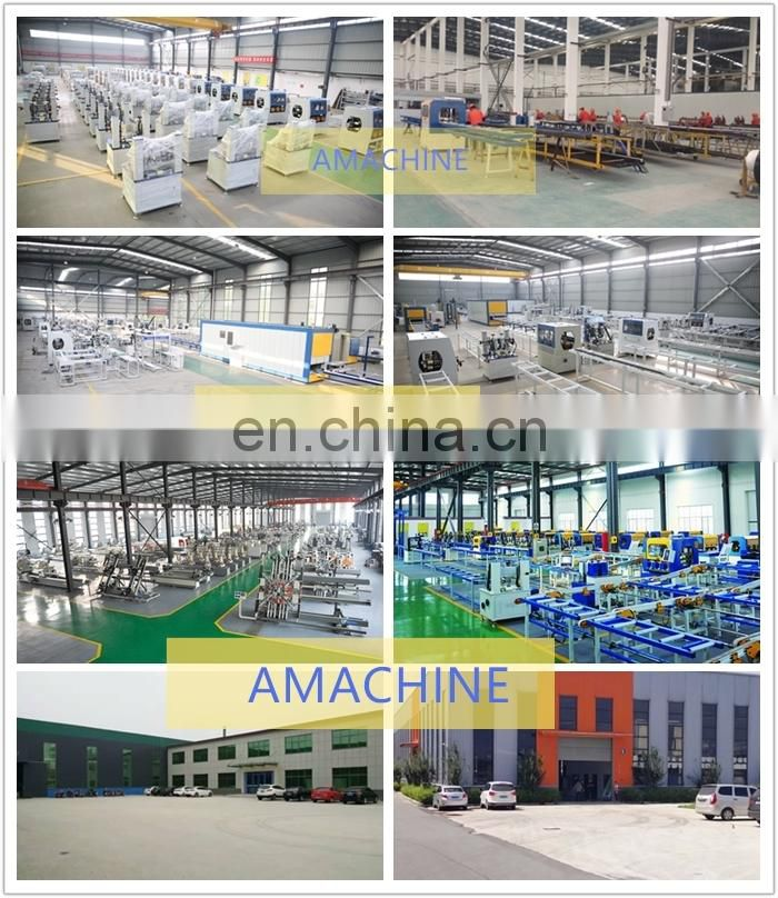 CNC thermal barrier assembly machines_crimping machine for aluminium profile