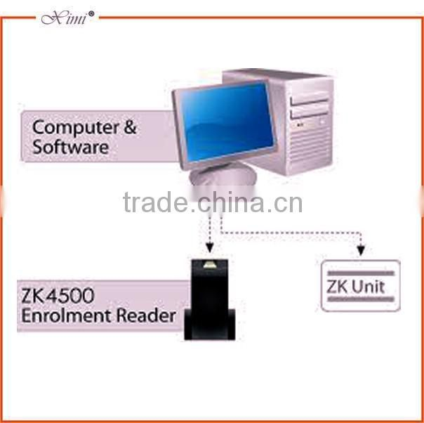 Biometric ZK4500 fingerprint scanner fingerprint sensor