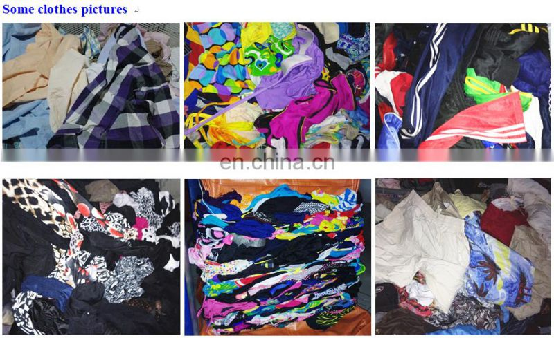 wholesale used clothing second hand items