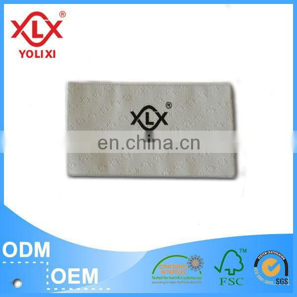 Wholesale woven label in lowest price