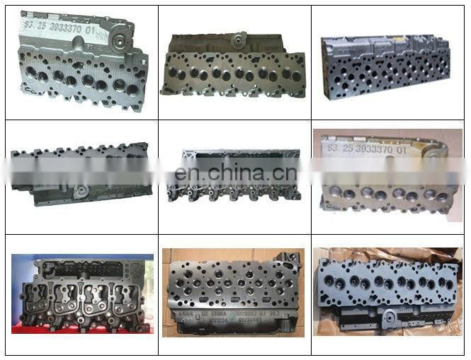 Engine parts DCEC parts Cylinder head 4BT C3966448 Cylinder head