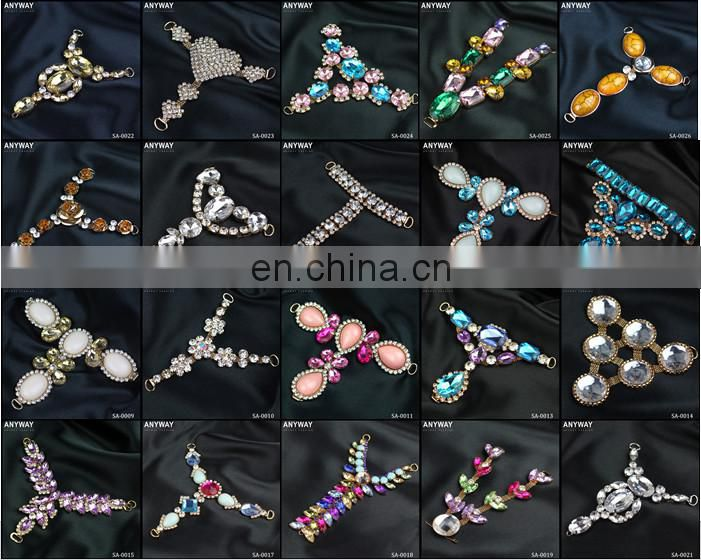 Sandal buckle shoes decoration accessories jewelry for shoes