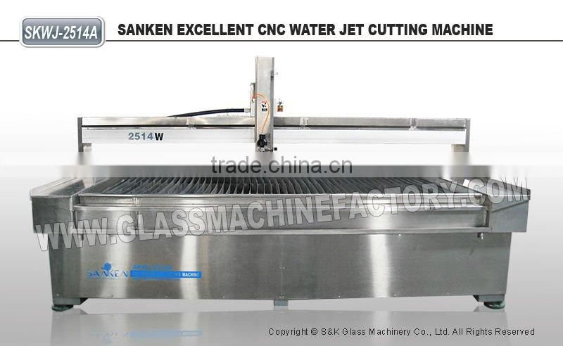 SKWJ-2518A High Quality Water Jet Glass Cut For Sale