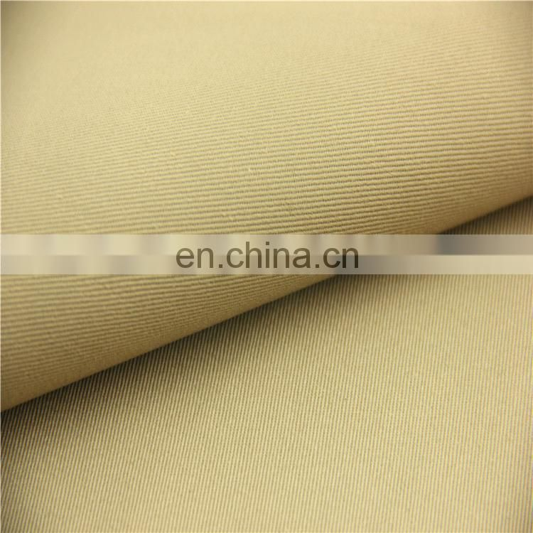 Wholesale high quality 80 polyester 20 cotton tc twill fabric for pants