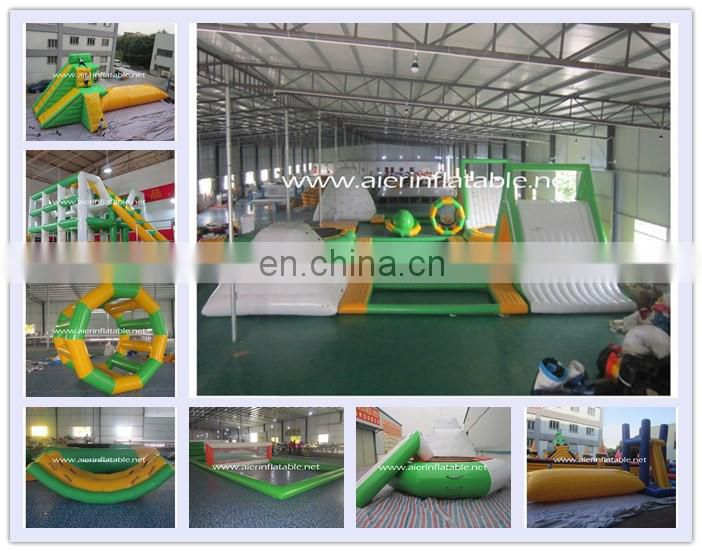 2015 New Inflatable water slide, Floating inflatable water slide, Cheap inflatable water slide