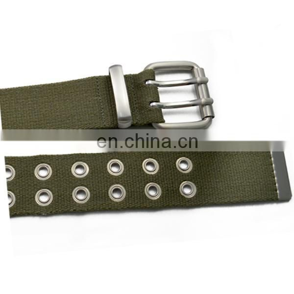 Cheap custom double prong belt buckle
