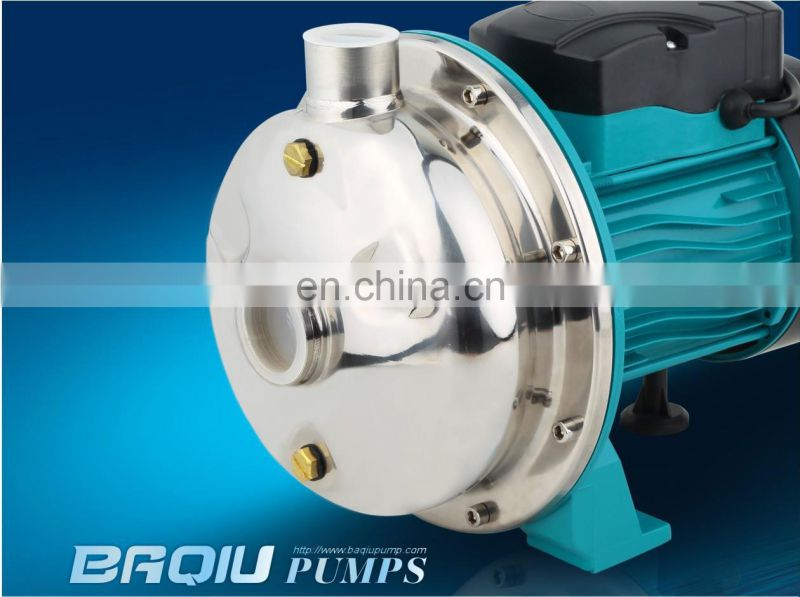 Electric Self-priming Stainless Steel Propulsion Power Jet Pump