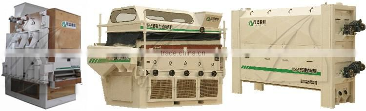 High efficent vegetable seed treater