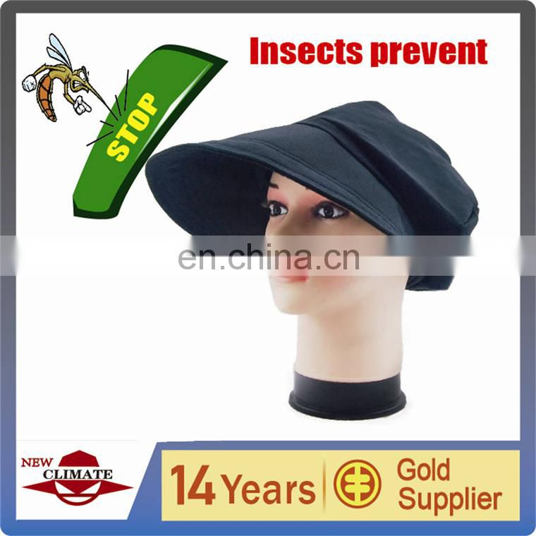 High-tech Insect prevent hat prevent mosquito bites