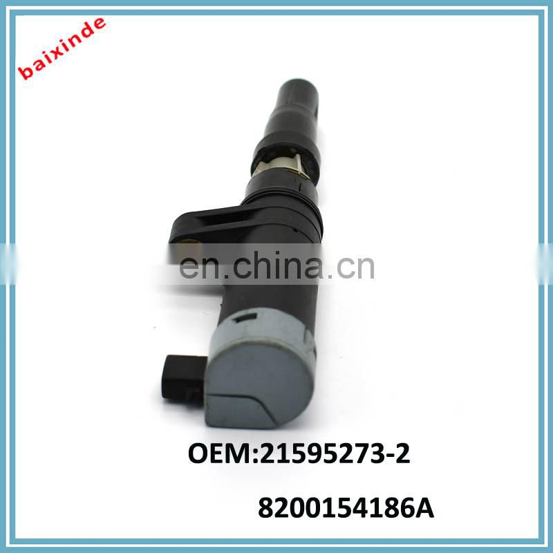 Baixinde brand Ignition Coil Pack OEM 21595273-2 8200154186A For Megane Espace Opel Vivaro Primastar Ignition Coil