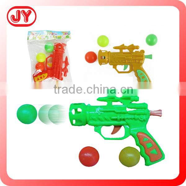 Kids playing set plastic toy soft dart gun