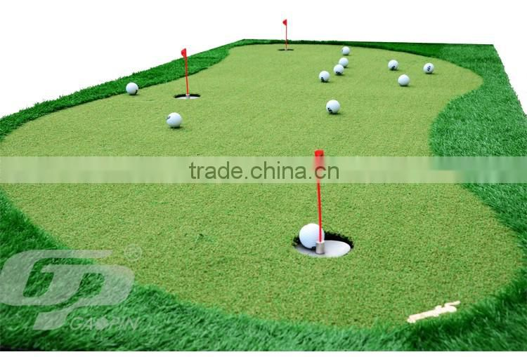 High quality XGP Mini Portable golf swing practice mat/golf practice/Portable mat