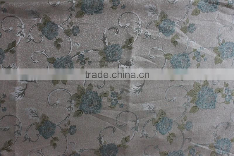 2015 Wholesale Fabric spun 100% polyester microfiber brushed canvas fabric for home textile