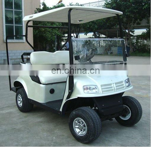 2 seater electric custom golf cart 25km pmh with 48v 3000w powerful motor