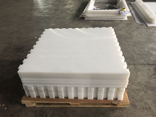 UHMWPE  synthetic ice rink plastic sheets Image