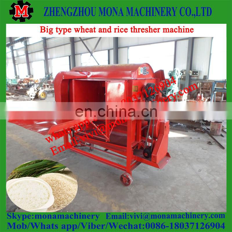 Rice Wheat Bean Rapeseed Multi Crop Thresher
