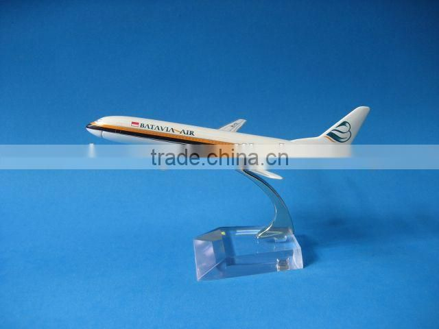 Wholesale Metal Airplane Model for Promotion Gifts