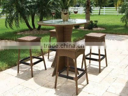 cheap high bar table sets
