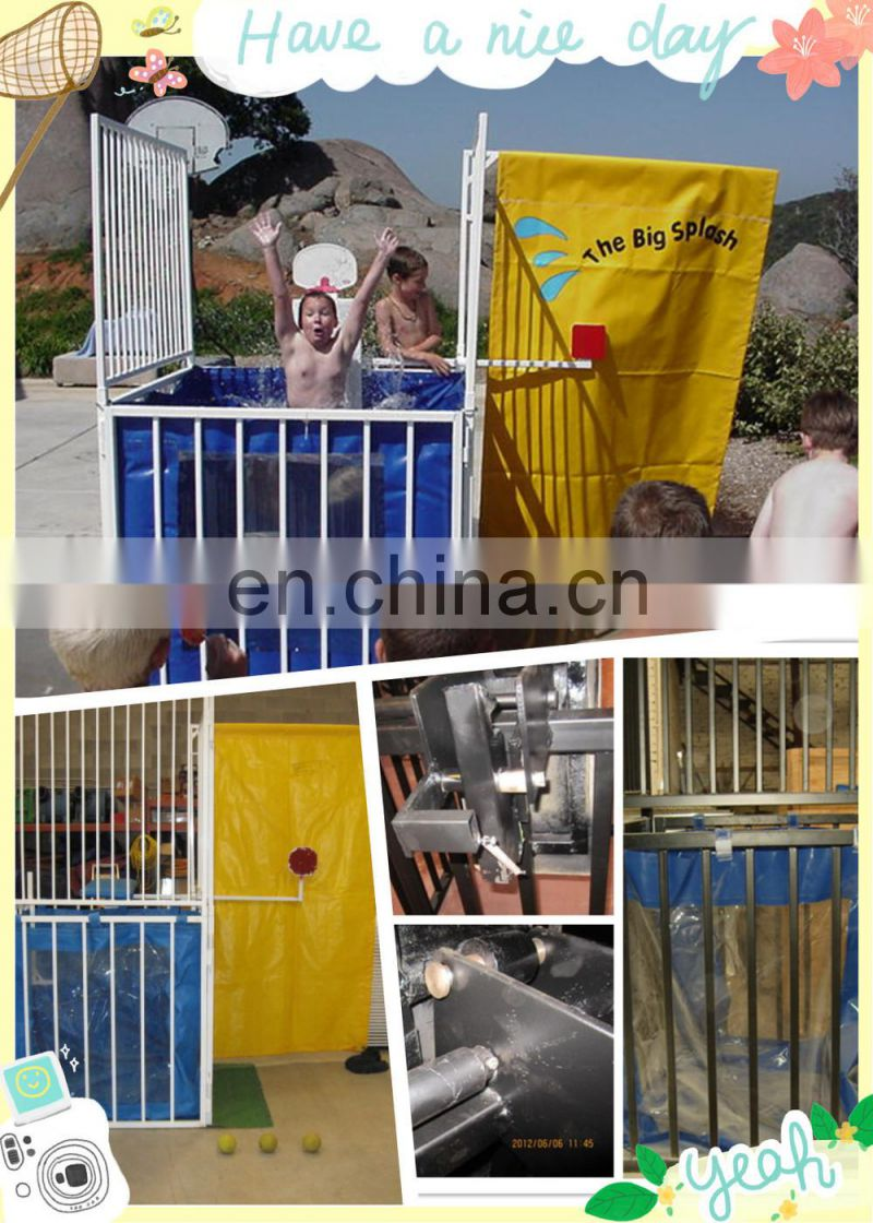 HOT Water Dunk Tank