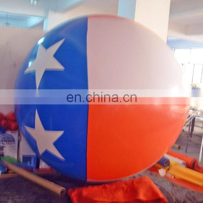 Cheap advertising inflatable helium hot air balloon price