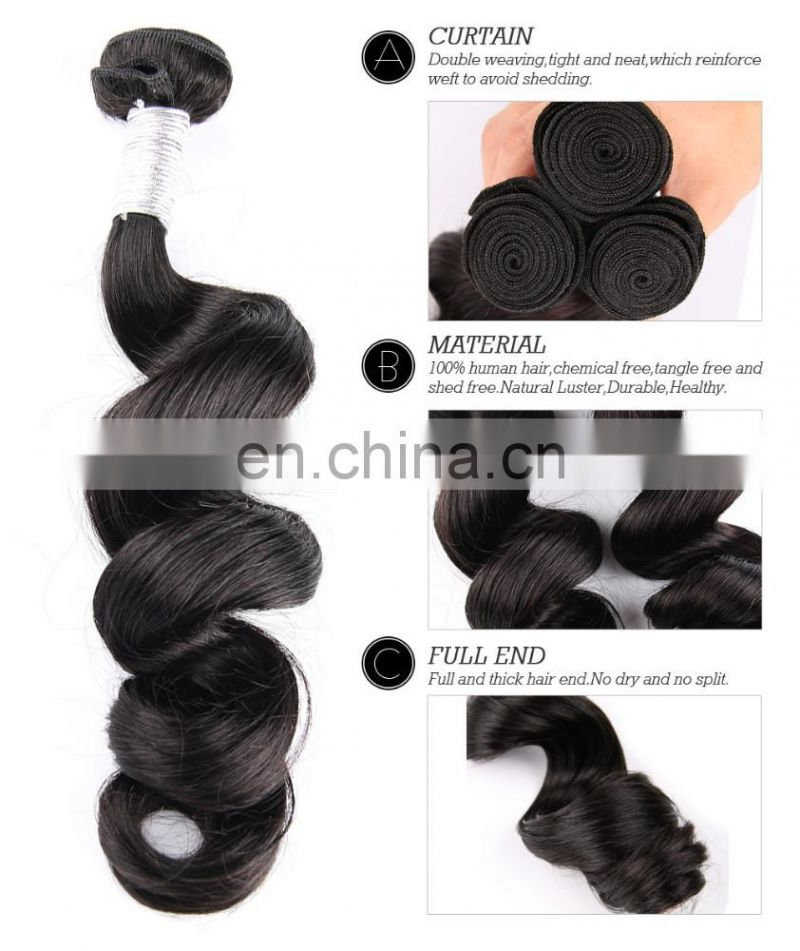 New Arrivalling Styles 100% Virgin Peruvian Hair Natural Wave Wholesale
