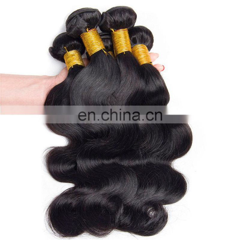 Expensive human hair weaves body wave hair