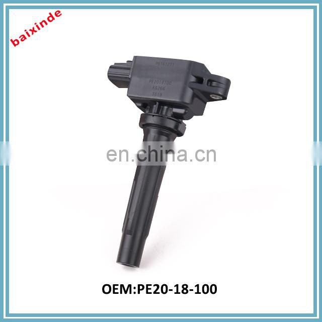 made in Japan ignition sparking coil PE20-18-100,H6T61271