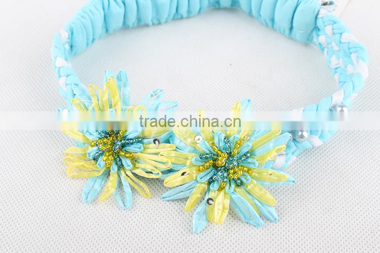 Cheap Colorful Plastic Hair Bands Baby Hair Accessories Children Girl Headbands for Sale