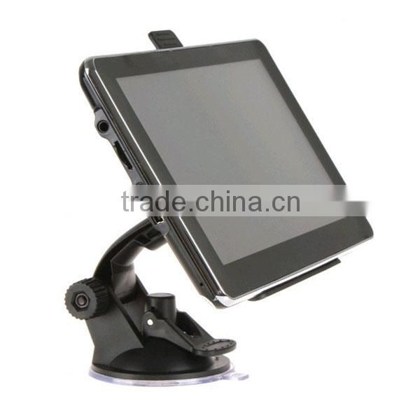 car gps navigation with wireless rearview camera optional