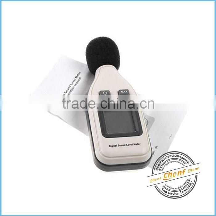 Newest Digital Sound Level Meter Calibrator with LCD Display Backlight