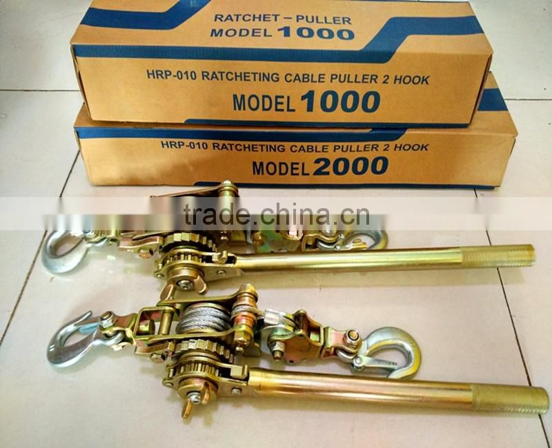 3 Ton Wire Grip , NGK Wire Grip , Wire Rope Grip of Cable Come Along ...