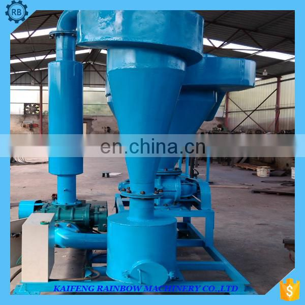 grain Pneumatic vacuum Conveyor for loading and unloading Container