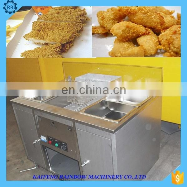 High Quality Best Price Potato Chips Frying Machine kfc chicken frying machine/fried chicken machine