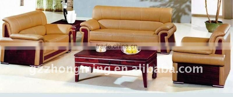 modern style leather sofa Modern comfortable leather sofa lounge sofa home furniture sofa SF-020