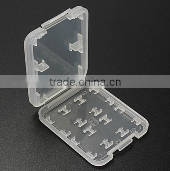 Good design Memory Card Protecter Box / Memory Card Storage Case / memory card case