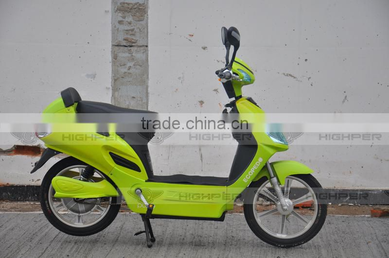 2015 350W/500W/800W 48V 20Ah Electric Bicycle with CE