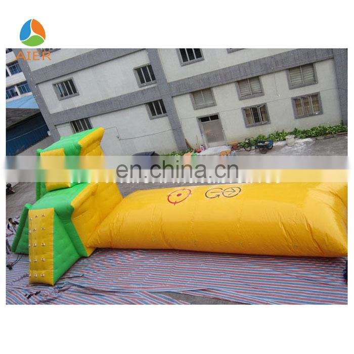 2016 water blob jump, inflatable water blobs for sale