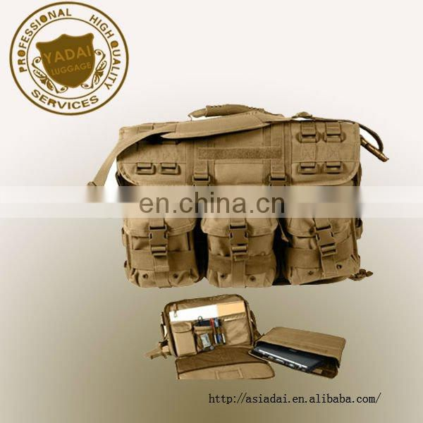 Tactical Molle laptop bag