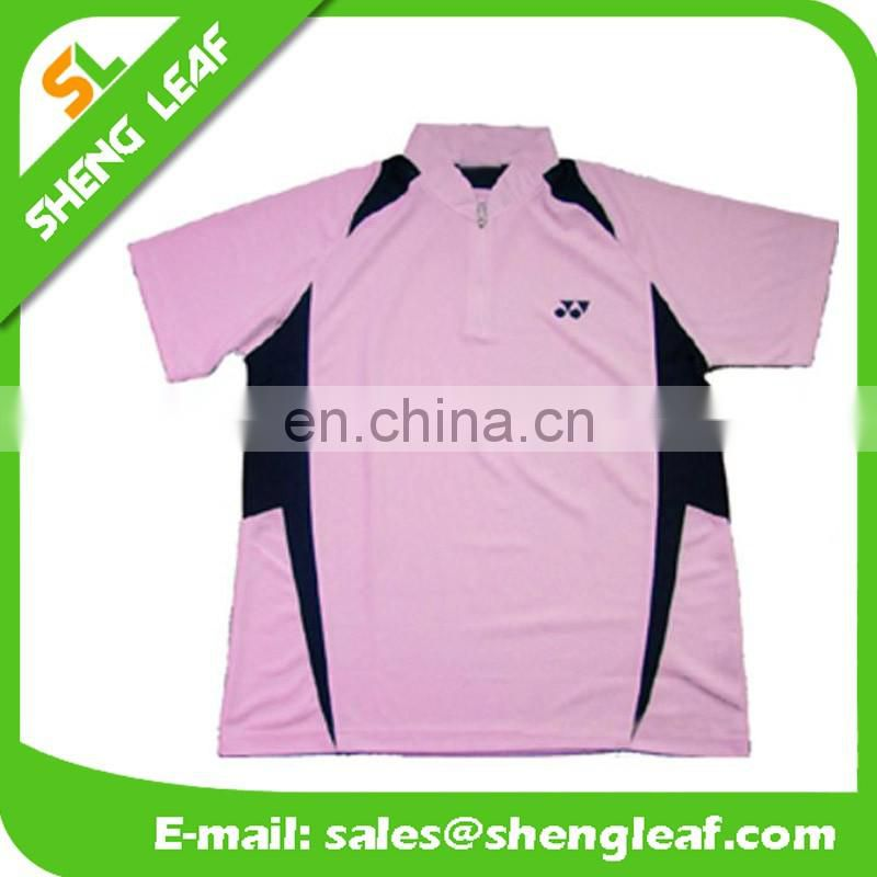 2016 custom design of polo t-shirt, man polo t-shirt