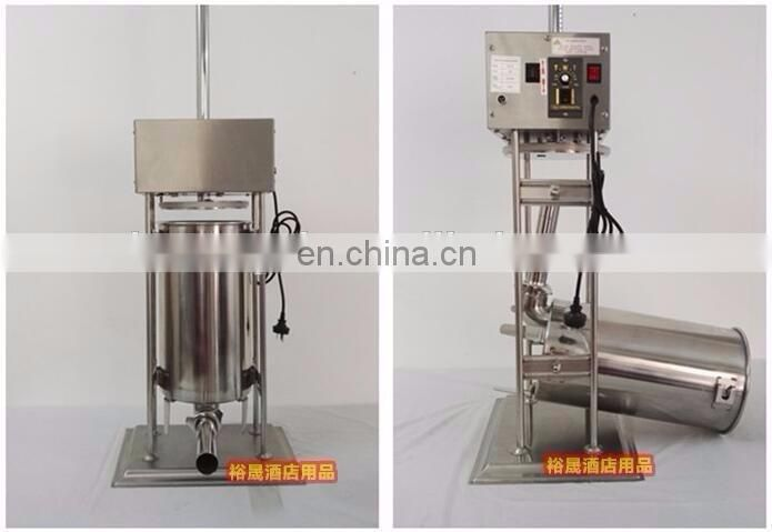 25L Stainless Steel Electric Sausage Filler Machine