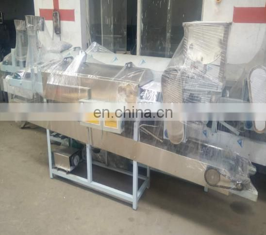 cold rice noodles machine/automatic rice vermicelli making machine