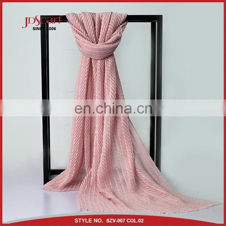 special design cheap price viscose scarf hijab for women