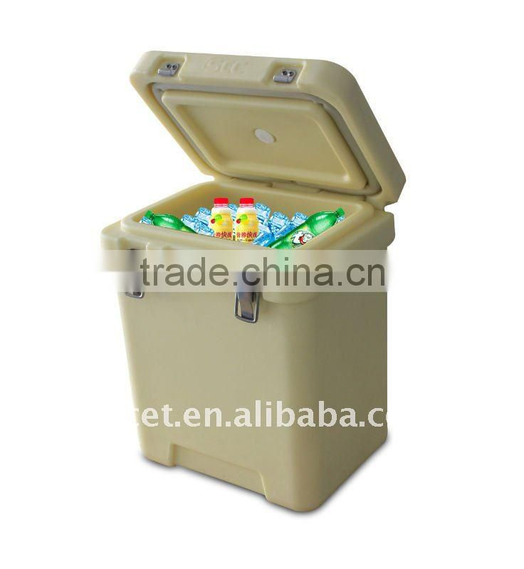8L Plastic Tote Beer Ice Chest Protable Beer Ice Chest