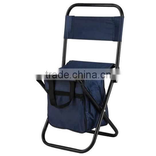 Hot design folding fishing chair with backrest