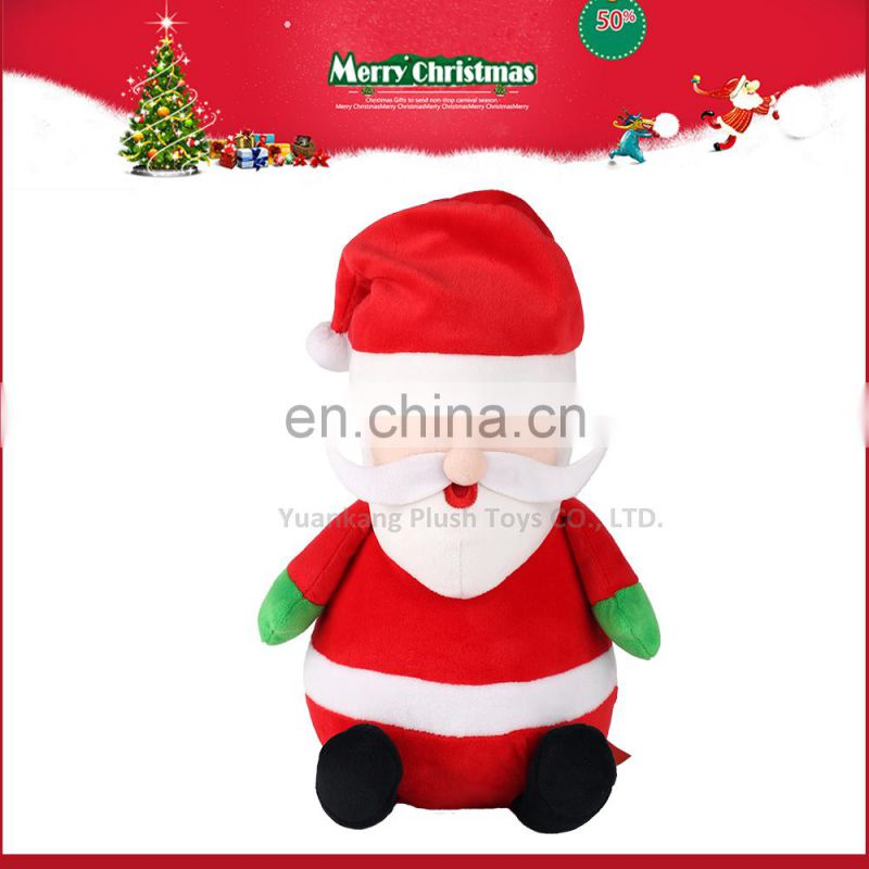 Christmas soft toy plush toys christmas elf plush toy outdoor plush santa clause small christmas animal toys