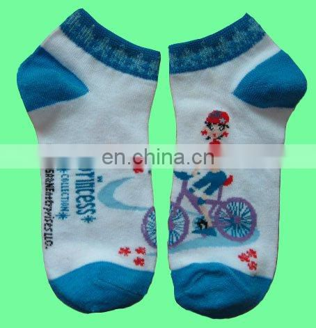 comfortable and safe baby's tube cotton socks